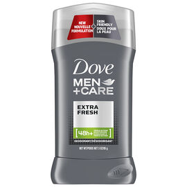 Dove Men +Care Extra Fresh Non Irritant Deodorant Stick - 85g