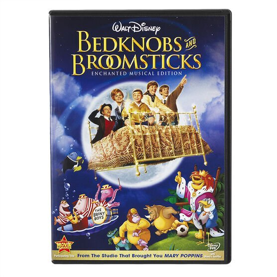 Bedknobs And Broomsticks - DVD