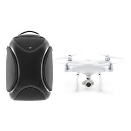 DJI Phantom 4 Pro Drone with Hardshell Backpack - PKG #33770