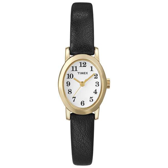 Timex Classic Watch - Gold/Black - T2M566GP
