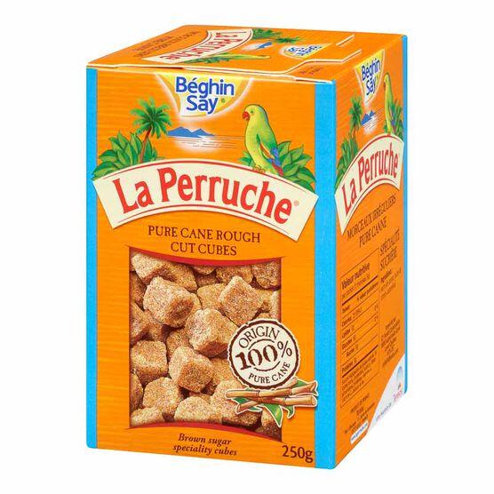 La Perruche Cane Sugar Cubes - 250g