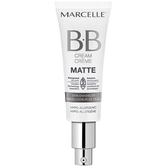 Marcelle BB Cream Matte Skin Enhancer - Light to Medium