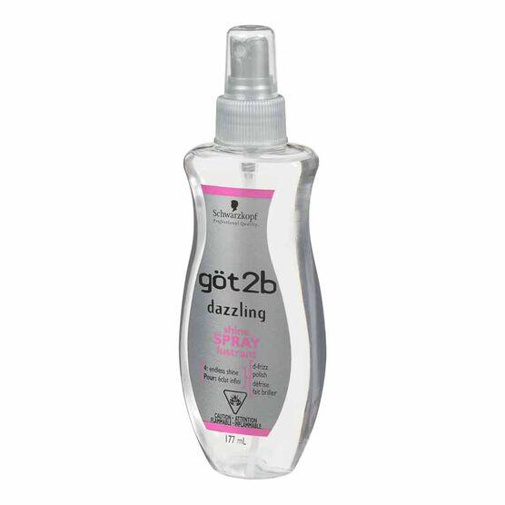 göt2b Dazzling Shine Spray - 177ml