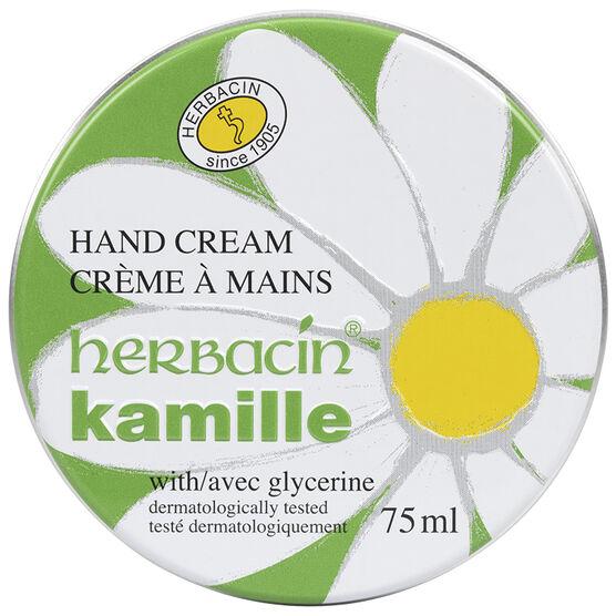 Herbacin Hand Cream - 75ml