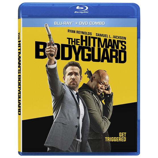The Hitman's Bodyguard - Blu-ray