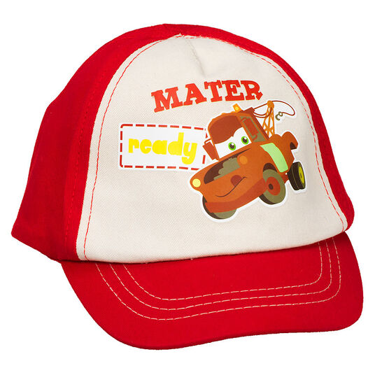 Cars Baseball Cap - Assorted - 0-24months