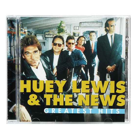 Huey Lewis & The News - Greatest Hits - CD