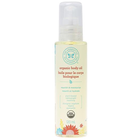 The Honest Company Honest Organic Body Oil - 120ml