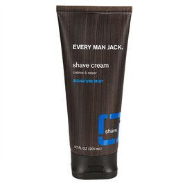 Every Man Jack Shave Cream - Signature Mint - 200ml