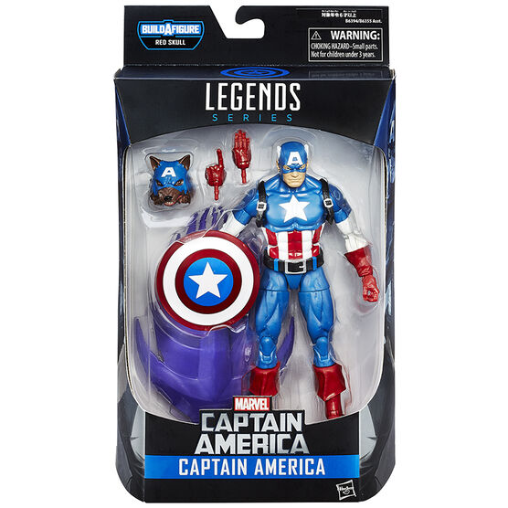 Captain America Legends - Assorted