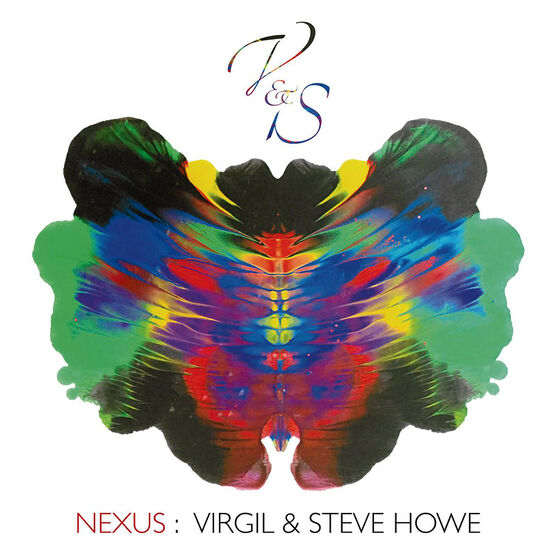 Virgil and Steve Howe - Nexus - CD