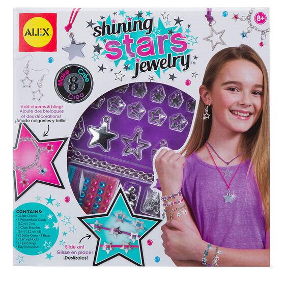 Alex Craft Shining Stars Jewelry