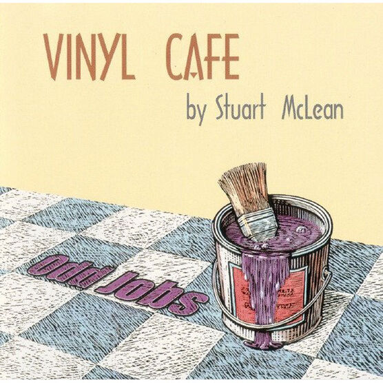 Stuart McLean - Vinyl Cafe: Odd Jobs - 2 CDs