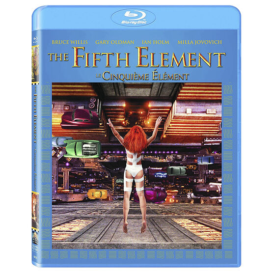 The Fifth Element - Blu-ray