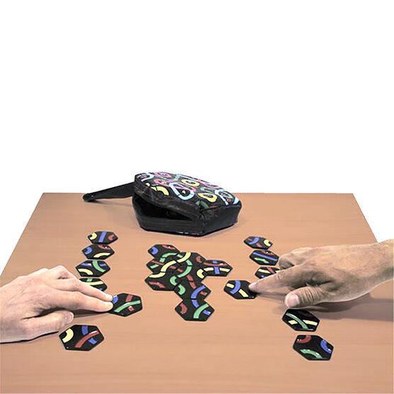 Tantrix Gobble Brain Teaser Game