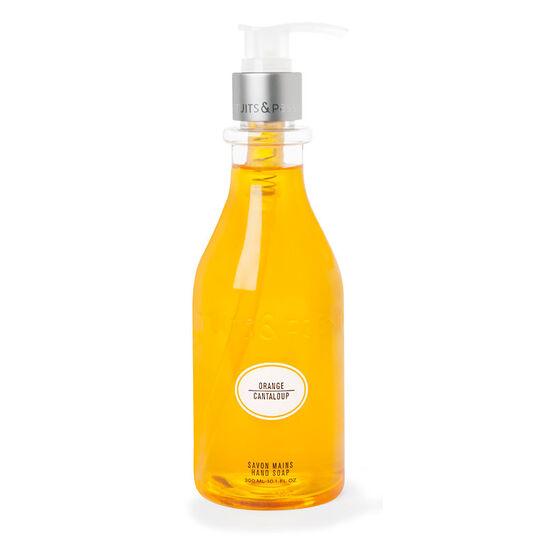 Fruit & Passion Hand Soap - Orange Cantaloupe - 300ml