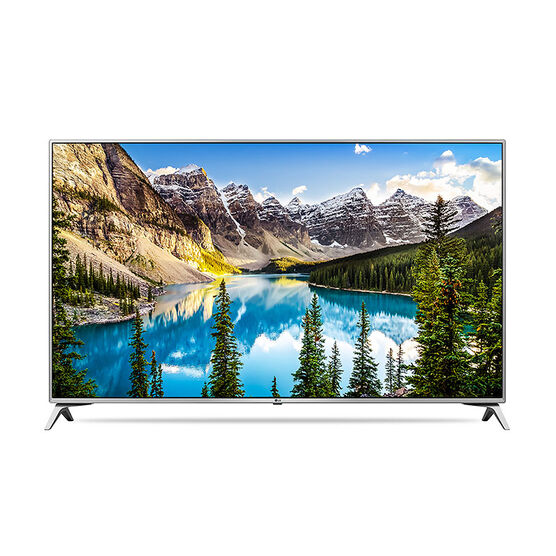 LG 75-in 4K UHD Smart TV with webOS 3.5 - 75UJ657A