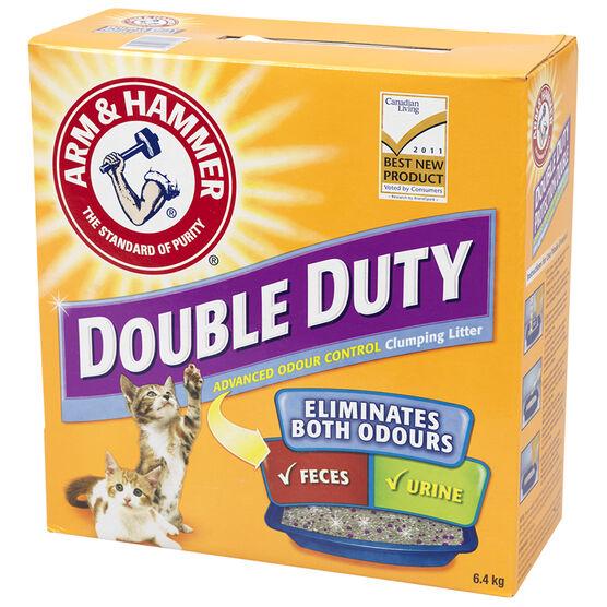 Arm & Hammer Double Duty Cat Litter - 6.4kg