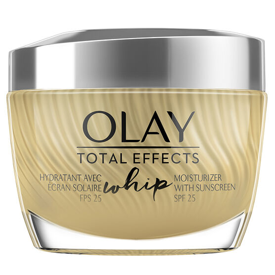 Olay Total Effects Whip Active Moisturizer with Sunscreen - 50ml