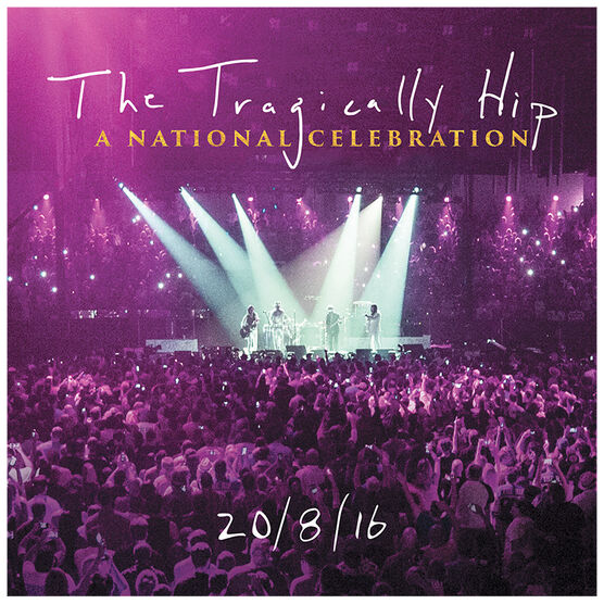 The Tragically Hip: A National Celebration - Blu-ray