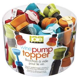 MSC Wine Pump Topper - Assorted