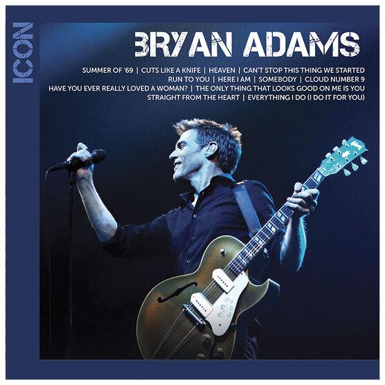 Bryan Adams - Icon - CD