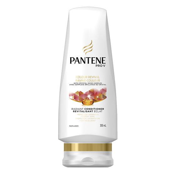Pantene Pro-V Colour Hair Solutions Colour Preserve Shine Conditioner - 355ml