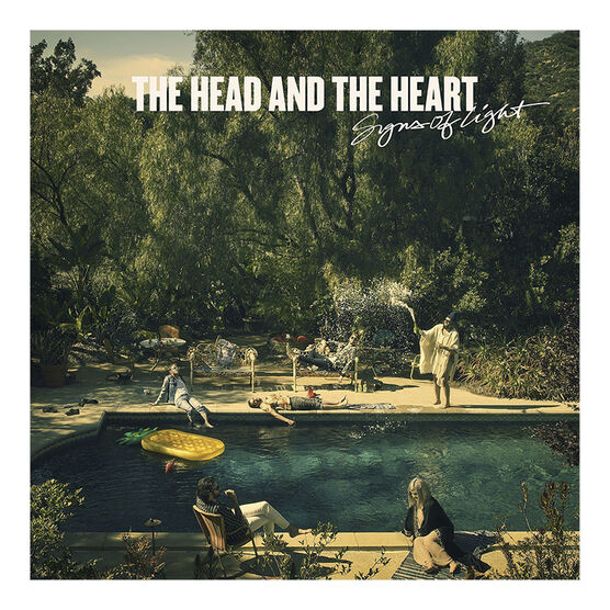 The Head and the Heart - Signs of Light - Vinyl