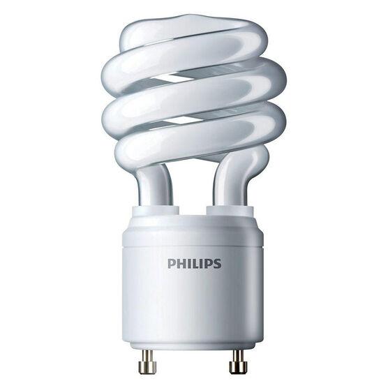 Philips CFL GU24 Light Bulb - 13w/60w