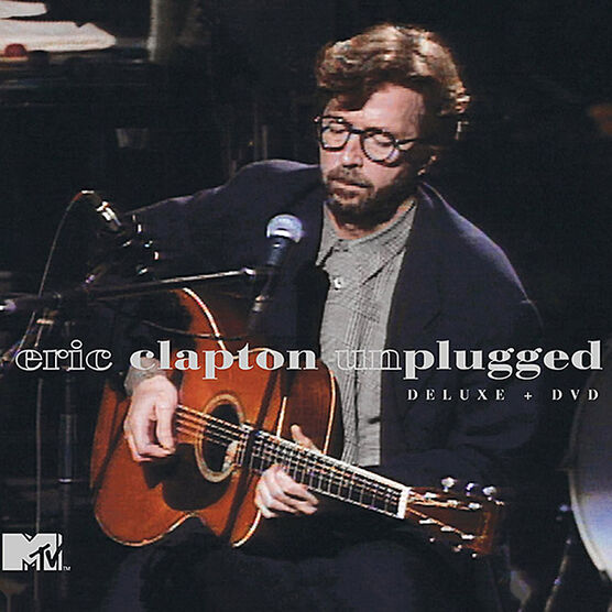 Eric Clapton - Unplugged: Expanded and Remastered - 2 CD's/1 DVD