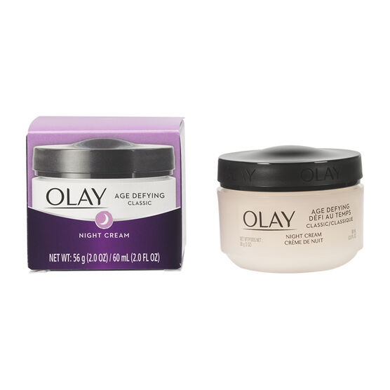 Olay Age Defying Intensive Nourishing Night Cream - 60ml