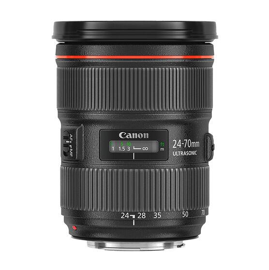 Canon EF 24-70mm Lens F/2.8L II USM