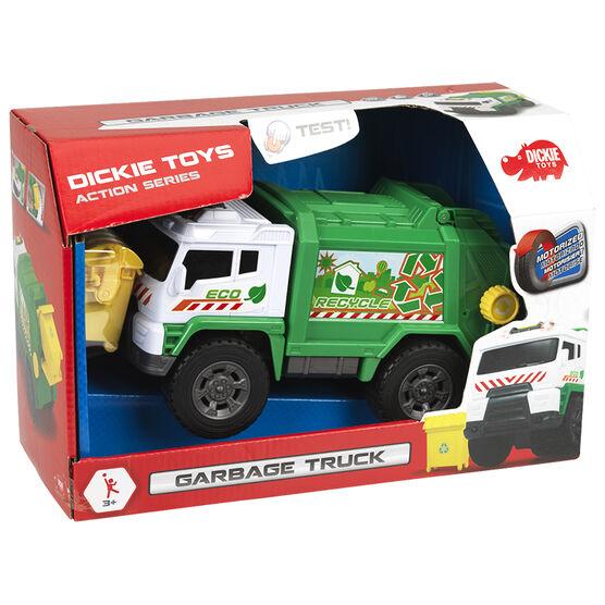 Dickie Garbage Truck Motoriz