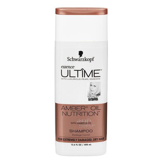 Schwarzkopf Essence Ultime Shampoo - Amber+ Oil Nutrition - 400ml