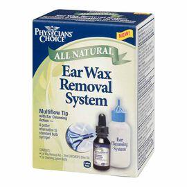 Physician's Choice Deluxe Ear Wax Kit - 29ml