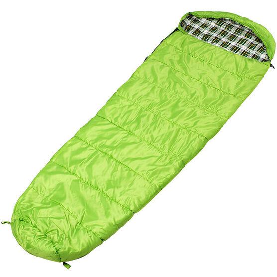 Mummy Sleeping Bag - Green