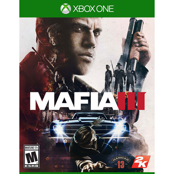 Xbox One Mafia III