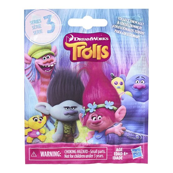 Trolls Small Blind Bag - Assorted