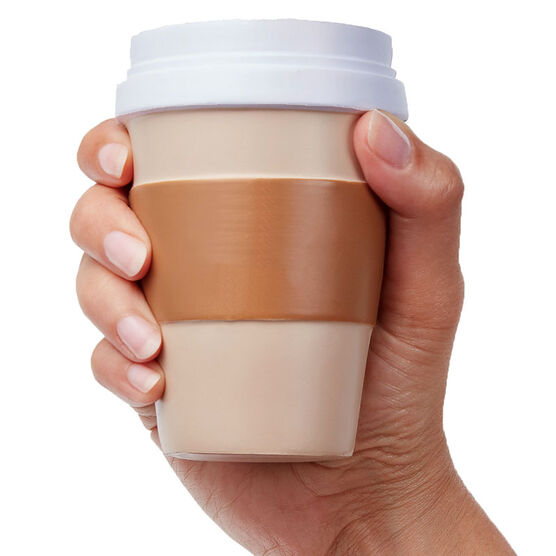 Perfect Solutions Coffee Cup Stress Reliever - ST9588LD17