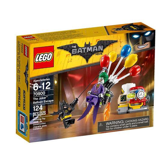 Lego Batman The Joker Balloon Escape - 70900