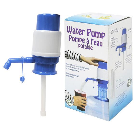 Manual Pump Bottleware