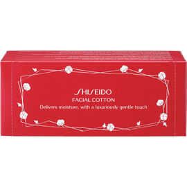 Shiseido Facial Cotton - 60's