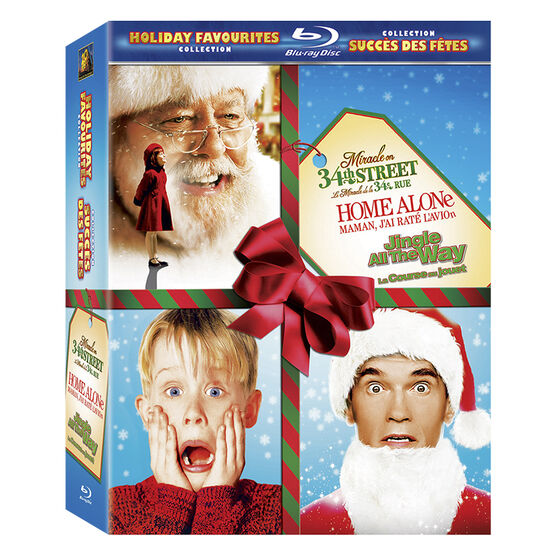 Holiday Favourites Collection - Blu-ray
