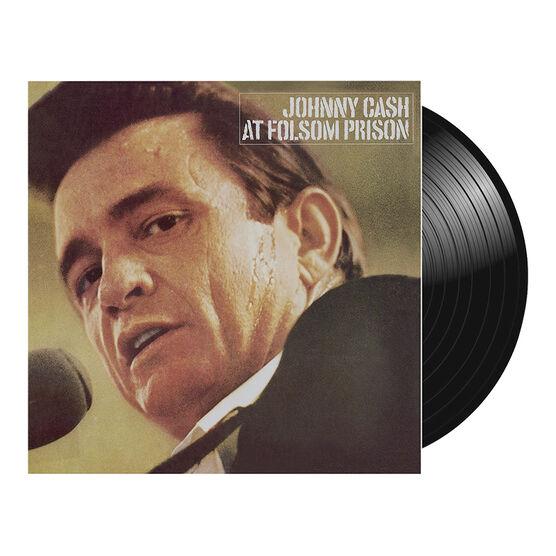 Johnny Cash - At Folsom Prison - 180g Vinyl