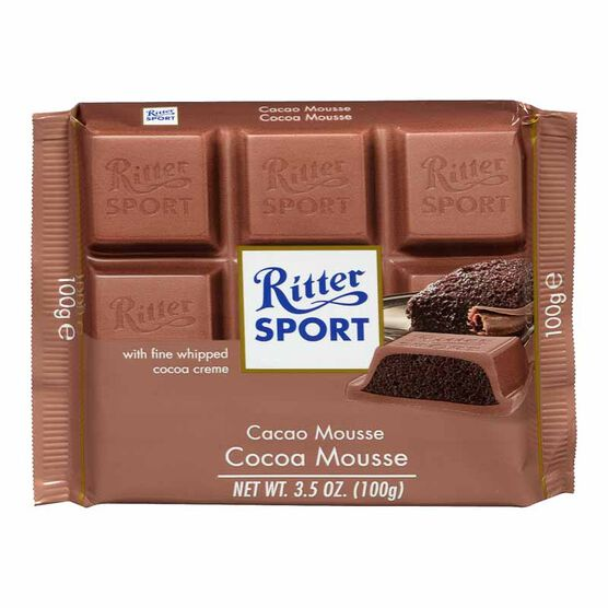 Ritter Sport - Cocoa Mousse - 100g