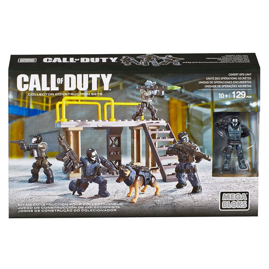 Mega Bloks Call of Duty - Covert Ops