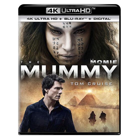 The Mummy (2017) - 4K UHD Blu-ray