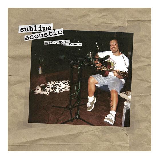 Sublime - Sublime Acoustic: Bradley Nowell and Friends - Vinyl