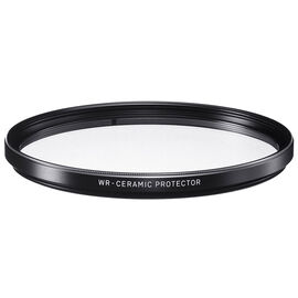 Sigma WR Clear Glass Ceramic Protector Filter - 72mm - S72WRCLP