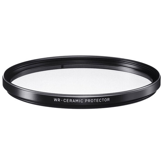 Sigma WR Clear Glass Ceramic Protector Filter - 95mm - S95WRCLP